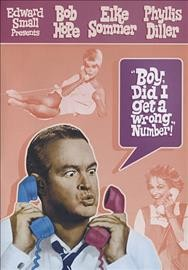 Boy, did I get a wrong number! cover image