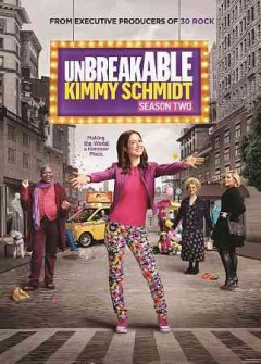 Unbreakable Kimmy Schmidt. Season 2 cover image