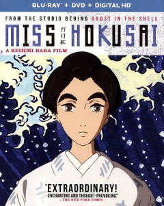 Miss Hokusai [Blu-ray + DVD combo] cover image