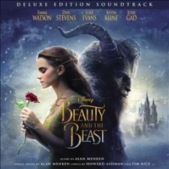 Beauty and the beast soundtrack cover image