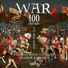 Music for the 100 Years' War cover image