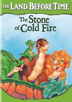 The land before time the stone of cold fire cover image