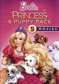 Princess & puppy pack cover image