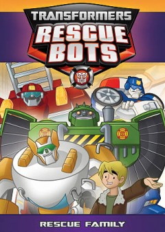 Transformers rescue bots. Rescue family cover image