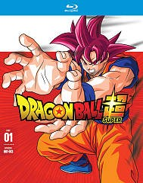 Dragon Ball super. Part 01 cover image