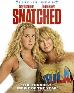 Snatched [Blu-ray + DVD combo] cover image