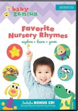 Baby genius. Favorite nursery rhymes cover image