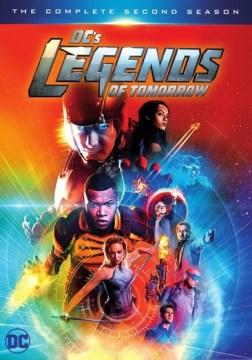 DC's legends of tomorrow. Season 2 cover image