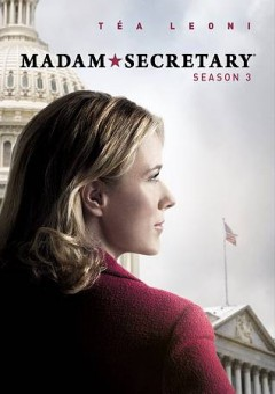 Madam Secretary. Season 3 cover image