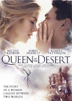 Queen of the desert cover image