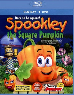 Spookley the square pumpkin [Blu-ray + DVD combo] cover image