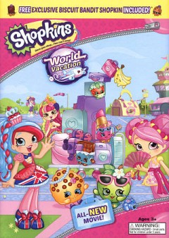 Shopkins world vacation cover image