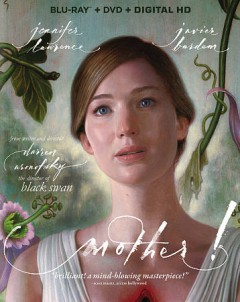 Mother! [Blu-ray + DVD combo] cover image