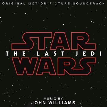 Star Wars, the last Jedi original motion picture score cover image