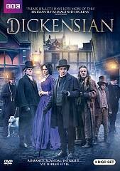 Dickensian cover image