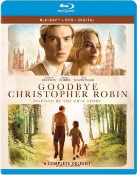 Goodbye Christopher Robin [Blu-ray + DVD combo] cover image