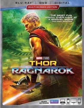 Thor. Ragnarok [Blu-ray + DVD combo] cover image