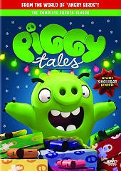 Piggy tales. The complete fourth season cover image