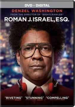 Roman J. Israel, Esq cover image