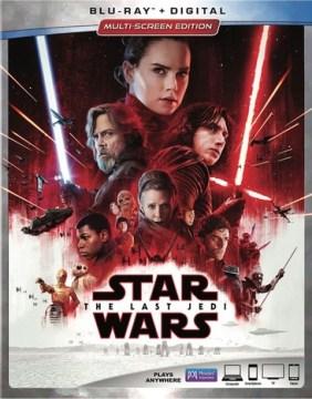 Star wars. Episode VIII, The last Jedi cover image