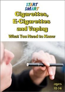 Cigarettes, e-cigarettes and vaping what you need to know cover image