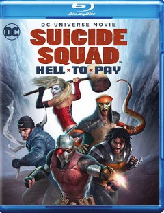 Suicide Squad. Hell to pay [Blu-ray + DVD combo] cover image
