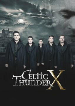 Celtic Thunder X cover image
