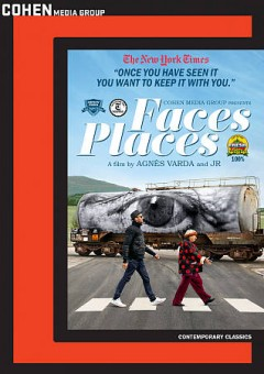 Faces places cover image