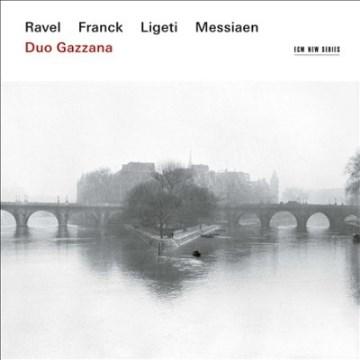 Ravel cover image