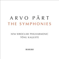 The symphonies cover image