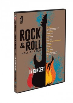 Rock & Roll Hall of Fame in concert cover image