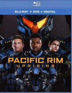 Pacific Rim. Uprising [Blu-ray + DVD combo] cover image
