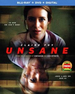 Unsane [Blu-ray + DVD combo] cover image