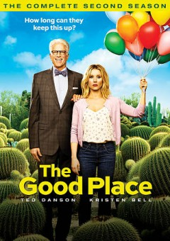 The Good Place. Season 2 cover image