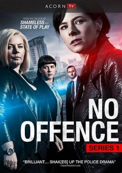 No offence. Season 1 cover image