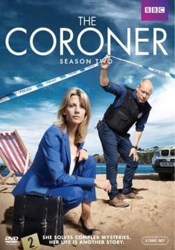 The coroner. Season 2 cover image