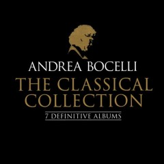 Andrea Bocelli. The complete classical albums cover image