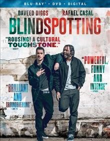 Blindspotting [Blu-ray + DVD combo] cover image