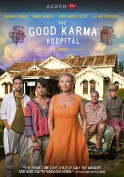 The Good Karma Hospital. Season 2 cover image