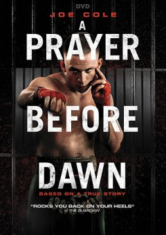 A prayer before dawn cover image