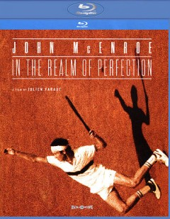 John McEnroe in the realm of perfection cover image