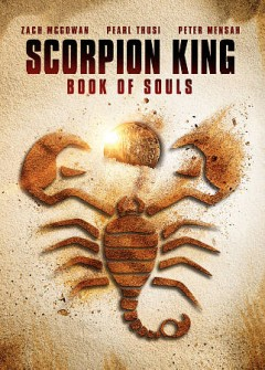 Scorpion king book of souls cover image