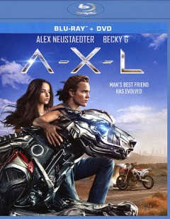 A.X.L. [Blu-ray + DVD combo] cover image