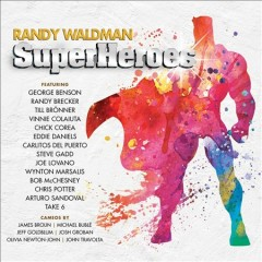 Superheroes cover image