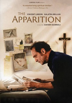 The apparition cover image