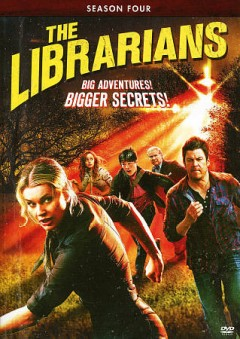 The librarians. Season 4 cover image