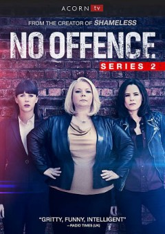 No offence. Season 2 cover image