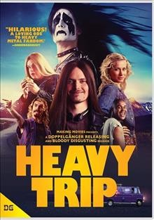 Heavy trip cover image