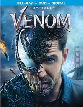 Venom [Blu-ray + DVD combo] cover image