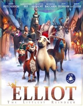 Elliot the littlest reindeer cover image